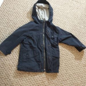 Gap jacket navy toddler size 4T